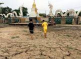 Dürre in Thailand: Notstand in 26 Provinzen ausgerufen