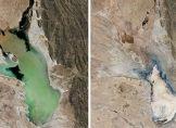 Lago Poopó - Boliviens zweitgrößter See ausgetrocknet
