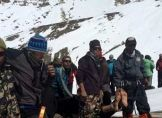 Drei weitere Leichen nach Schneesturm geborgen