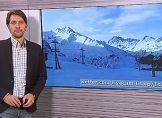 Kaltfront nimmt Kurs auf Österreich