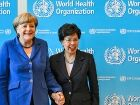 Globaler Katastrophenschutzplan: Merkel apelliert an WHO