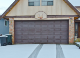 Das Auto und die feuchte Garage