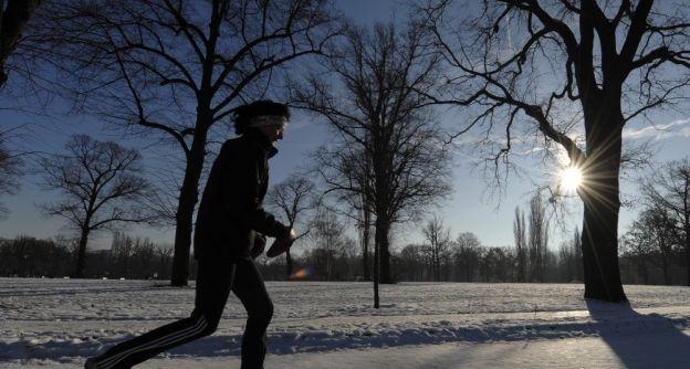 Bewegung im Winter