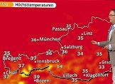 Bullige Hitze mit Unwetterpotenzial