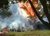 Hawaii: Wohnhaus geht in Flammen auf